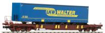 Fleischmann 825051 N Taschenwagen T3 AAE+Walter VI