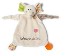 My First NICI Schmusetuch Elefant Wunschkind