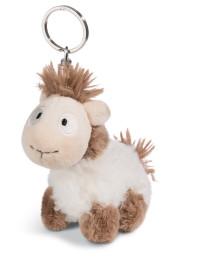 NICI Lama Baby Floffi Schlüsselanhänger 10cm