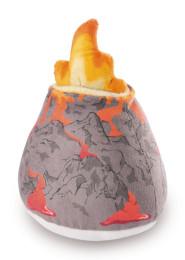 NICI Plüschvulkan mit Wolke und Feuer 12cm