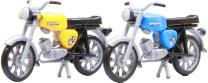K R E S 10150 H0 2er Set Moped S50