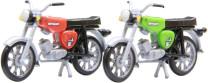 K R E S 10151 H0 2er Set Moped Simson S51