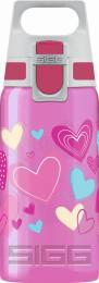SIGG Kindertrinkflasche 500ml VIVA Hearts