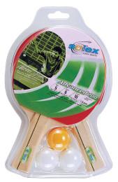 Tischtennis Schläger-Set Advanced