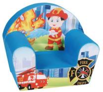 knorr toys Kindersessel Feuerwehrmann Sam