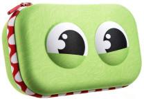 ZIPIT  Wildings Etui Box grün mit Trenner