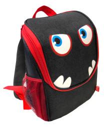 ZIPIT Wildlings Lunchbox Kinderrucksack schwarz