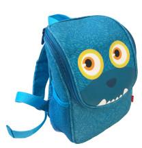 ZIPIT Wildlings Lunchbox Kinderrucksack blau