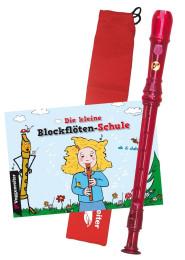 Buntes Blockflöten Set