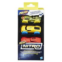 Nerf Nitro Soft Racer 3er Pack