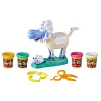 Play-Doh Animal Crew Mama Wollschaf