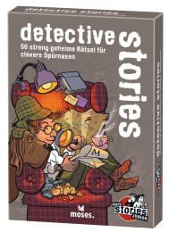 detective stories black stories Junior