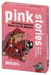 black stories Junior pink