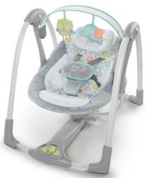 Ingenuity Babyschaukel Swing and Go Portable Swing