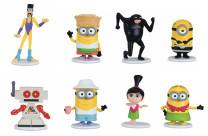 Minions Überraschungsfiguren 8er