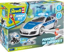 Revell Junior Kit Porsche 911 ''Polizei''