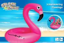 SF Schwimmring Flamingo, 106x106x97cm