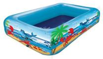 Splash und Fun Beach-Fun Jumbo Pool, 254x160x48 cm