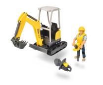 Playlife Excavator Set