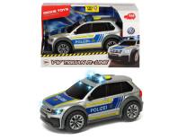 Dickie VW Tiguan R Line Polizei