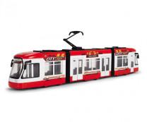 Dickie City Liner Straßenbahn 46cm