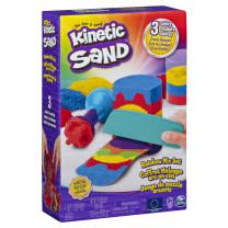 Kinetic Sand - Rainbow Mix Set 383 g
