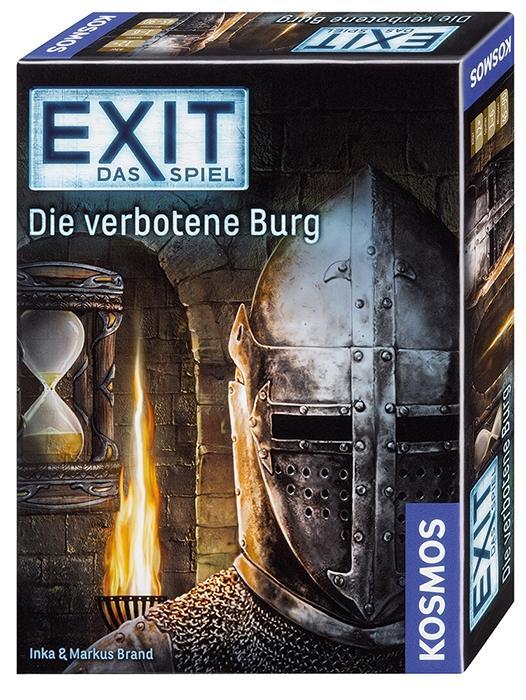 Image of EXIT - Das Spiel - Die verbotene Burg - Level Profis