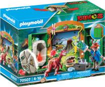 PLAYMOBIL 70507 Spielbox Dinoforscher