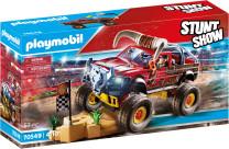 PLAYMOBIL 70549 Stuntshow Monster Truck Hornes