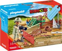 PLAYMOBIL 70605 Geschenkset Paläontologe