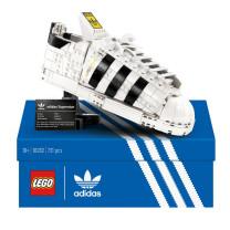 LEGO Adidas Originals Icon 10282 Baubarer Turnschu
