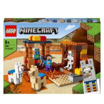 LEGO Minecraft 21167 Der Handelsplatz