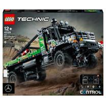 LEGO Technic 42129 4x4 Mercedes-Benz Offroad-Truck