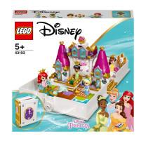 LEGO Disney Princess 43193 Märchenbuch Abenteuer