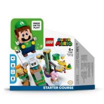 LEGO SuperMario71387 Abenteuer Luigi Starterset