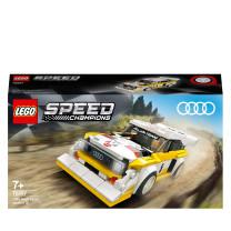 LEGO Speed Champions 76897 1985 Audi Sport quattro