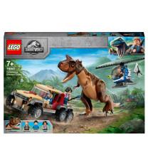 Lego Jurassic World 76941 Verfolgung des Carnotaur