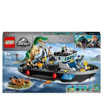 Lego Jurassic World 76942 Flucht des Baryonyx