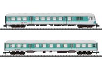 Minitrix T15467 N Personenwagen-Set Regionalbahn D