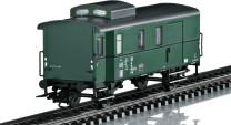 Trix T23305 H0 Gepäckwagen DR IV