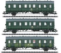 Trix T23323 H0 Personenwagen-Set DR IV