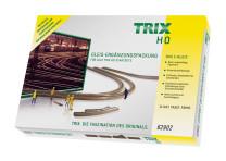 Trix 62902 H0 C-Gleis-Ergänzungspackung C2