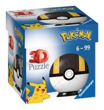 Ravensburger Puzzle 3D Pokemon Hyperball 54T