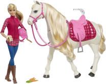 Barbie und Traumpferd