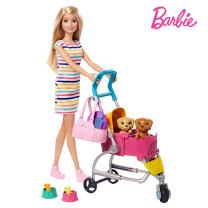 Barbie Hunde-Buggy