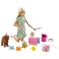 Barbie Hunde-Party-Spielset
