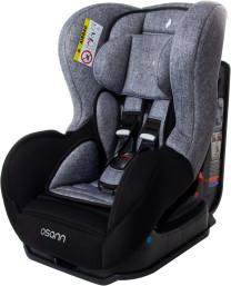 Osann Autokindersitz Safety Baby Black Melange