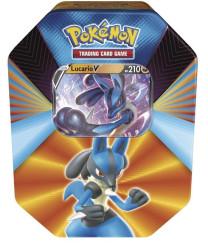 Pokémon Spring Tin 3 Lucario-V