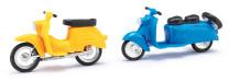 Mehlhose 210008903 Schwalbe Bausätze Gelb-Blau