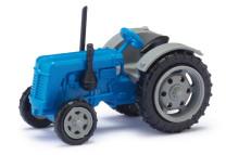 Mehlhose 211006713 Traktor Famulus Blau-Grau